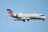 American Eagle-Air Wisconsin Bombardier CRJ200 (CL-600-2B19) N415AW (msn 7593) DCA (Jay Selman). Image: 403520.
