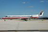 American Eagle Airlines (2nd) Embraer ERJ 140LR (EMB-135KL) N853AE (msn 145742) MIA (Bruce Drum). Image: 100717.