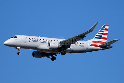 American Eagle (2nd)-Envoy Embraer ERJ 170-200LR (ERJ 175) N223NN (msn 17000529) YYZ (TMK Photography). Image: 937819.