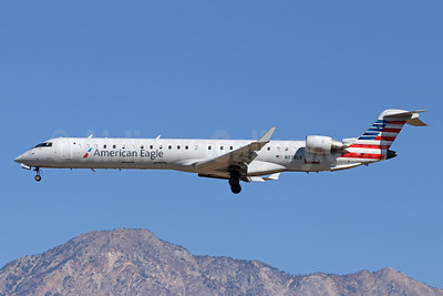 American Eagle Airlines (2nd)-Mesa Airlines Bombardier CRJ900 (CL-600-2D24) N939LR (msn 15039) ONT (Michael B. Ing). Image: 942050.