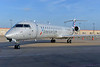 PSA Airlines' first Bombardier CRJ900 in American Eagle colors