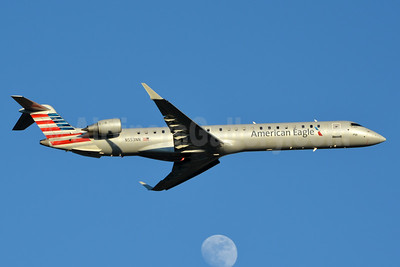 American Eagle (2nd)-PSA Airlines (2nd) Bombardier CRJ900 (CL-600-2D24) N553NN (msn 15333) CLT (Jay Selman). Image: 403056.