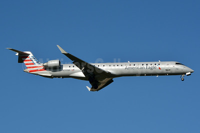American Eagle (2nd)-PSA Airlines (2nd) Bombardier CRJ900 (CL-600-2D24) N588NN (msn 15391) CLT (Jay Selman). Image: 403069.