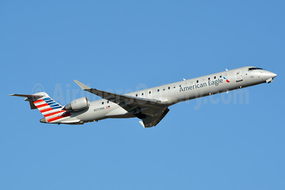 American Eagle (2nd)-PSA Airlines (2nd) Bombardier CRJ900 (CL-600-2D24) N559NN (msn 15343) CLT (Jay Selman). Image: 403057.