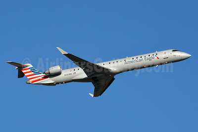 American Eagle (2nd)-PSA Airlines (2nd) Bombardier CRJ900 (CL-600-2D24) N583NN (msn 15386) CLT (Jay Selman). Image: 403066.