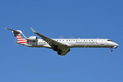 American Eagle (2nd)-PSA Airlines (2nd) Bombardier CRJ900 (CL-600-2D24) N596NN (msn 15411) CLT (Jay Selman). Image: 403984.