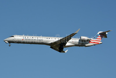 American Eagle (2nd)-PSA Airlines (2nd) Bombardier CRJ900 (CL-600-2D24) N551NN (msn 15327) CLT (Jay Selman). Image: 403054.