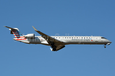 American Eagle (2nd)-PSA Airlines (2nd) Bombardier CRJ900 (CL-600-2D24) N561NN (msn 15346) CLT (Jay Selman). Image: 403058.
