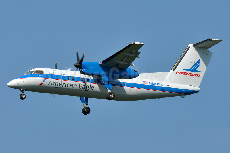 """Named """"Steve Farrow"""", Piedmont Airlines' legacy livery"""
