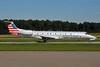 American Eagle-Trans States Airlines Embraer ERJ 145LR (EMB-145LR) N611AE (msn 145074) RDU (Ken Petersen). Image: 929450.