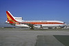 American International Airways (3rd) (Kalitta) Lockheed L-1011-385-1-15 TriStar 200 N103CK (msn 1212) MIA (Bruce Drum). Image: 104024.