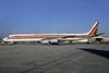 American International Airways (3rd) (Kalitta) McDonnell Douglas DC-8-63 (F) N811CK (msn 46147) MIA (Bruce Drum). Image: 103640.