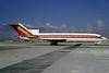 American International Airways (3rd) (Kalitta) Boeing 727-223 (F) N6834 (msn 20187) MIA (Bruce Drum). Image: 103639.