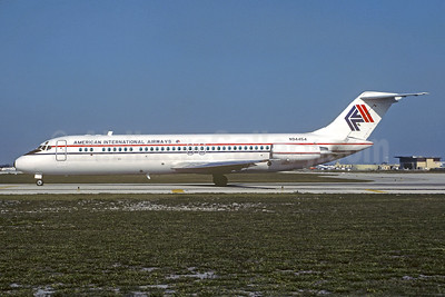 American International Airways (2nd) McDonnell Douglas DC-9-33CF N94454 (msn 47291) FLL (Christian Volpati Collection). Image: 921749.