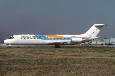 American International Airways (2nd) McDonnell Douglas DC-9-32 N3991C (msn 47175) (Christian Volpati Collection). Image: 921747.