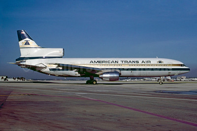 American Trans Air-ATA Lockheed L-1011-385-1 TriStar 50 N193AT (msn 1071) MIA (Bruce Drum). Image: 103271.
