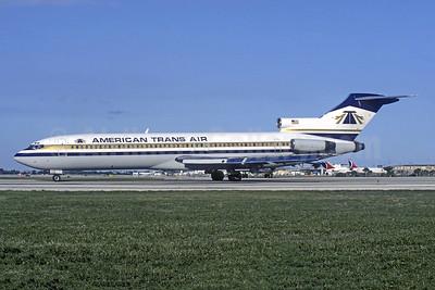 American Trans Air-ATA Boeing 727-227 N778AT (msn 22005) FLL (Christian Volpati). Image: 950475.