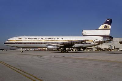 American Trans Air-ATA Lockheed L-1011-385-14 TriStar 150 N195AT (msn 1041) MIA (Bruce Drum). Image: 102553.