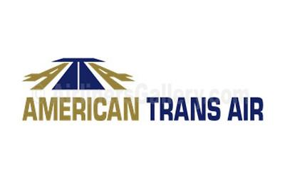 1. American Trans Air - ATA logo