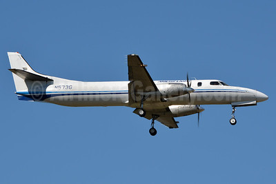 Ameriflight Swearingen Fairchild SA227-AT Metro III Expediter N573G (msn AT-446B) CLT (Jay Selman). Image: 937101.