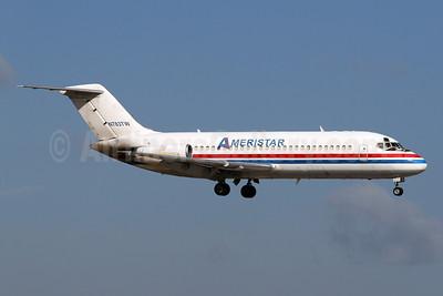 Ameristar Air Cargo McDonnell Douglas DC-9-15F N783TW (msn 47010) MIA (Brian McDonough). Image: 920159.