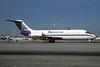 Ameristar Air Cargo Douglas DC-9-15F N783TW (msn 47010) (Reliant Airlines colors) LAX (Roy Lock). Image: 909560.