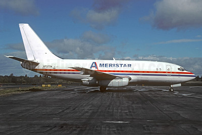 Ameristar Air Cargo Boeing 737-230C N737TW (msn 20257) (Jacques Guillem Collection). Image: 920926.