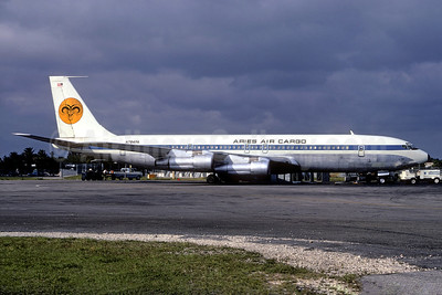 Leased from Pan Am from March 25, 1973 to June 21, 1973