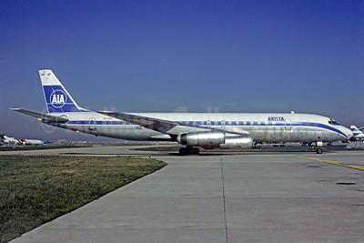 Arista International Airlines-AIA McDonnell Douglas DC-8-62CF SE-DBI (msn 46129) ORY (Christian Volpati). Image: 922053.