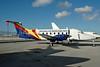 Arizona Express Airlines Beech (Raytheon) 1900D N168AZ (msn UE-68) MIA (Bruce Drum). Image: 104199.
