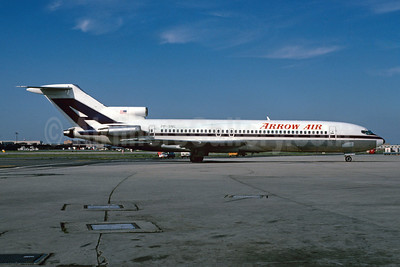Arrow Air (2nd) Boeing 727-2A1 PP-SNG (msn 21345) JFK (Keith Armes). Image: 909561.