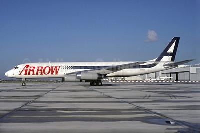 Arrow Air (2nd) McDonnell Douglas DC-8-62 (F) N8969U (msn 46070) MIA (Bruce Drum). Image: 103209.