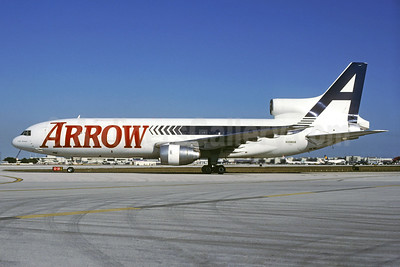 Arrow Air (2nd) Lockheed L-1011-385-1-15 TriStar 200 (F) N308GB (msn 1133) MIA (Bruce Drum). Image: 104277..