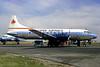 Aspen Airways Convair 440-38 N4814C (msn 107) (white top, blue stripe) DEN (Christian Volpati Collection). Image: 910249.