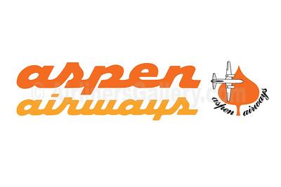 1. Aspen Airways logo