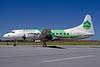 Aspen Airways Convair 580 N5814 (msn 129) DEN (Robert E. Garrard). Image: 910254.