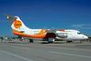 Aspen Airways BAe 146-100 N462AP (msn E1017) DEN (Robert E. Garrard). Image: 910242.