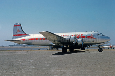 Associated Air Transport Douglas C-54A-DC (DC-4) N95410 (msn 10387) (Christian Volpati Collection). Image: 951353.