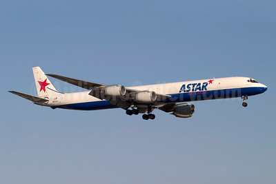 Astar Air Cargo McDonnell Douglas DC-8-73F N873SJ (msn 46091) YYZ (Raj Changela). Image: 935295.