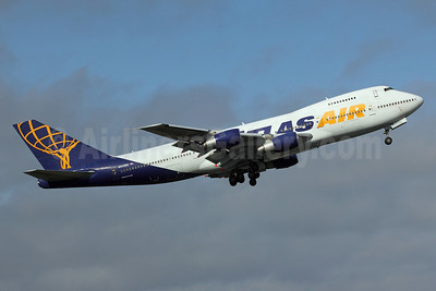 Atlas Air Boeing 747-2D7B (SF) N522MC (msn 21783) ANC (Michael B. Ing). Image: 905307.