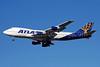 Atlas Air Boeing 747-2D7B (SF) N528MC (msn 22472) ATL (Bruce Drum). Image: 100722.