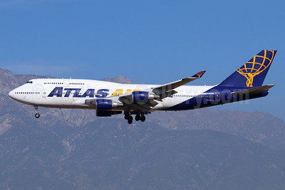 Atlas Air Boeing 747-446 N464MC (msn 26341) ONT (Michael B. Ing). Image: 942849.