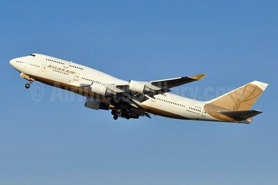 Atlas Air (SonAir) Boeing 747-481 N263SG (msn 29263) BWI (Tony Storck). Image: 944793.