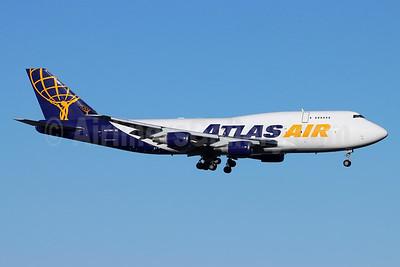 Atlas Air Boeing 747-45E (F) N473MC (msn 27174) ANC (Michael B. Ing). Image: 951743.