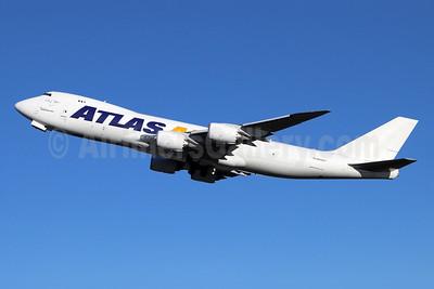 Atlas Air Boeing 747-87UF N859GT (msn 62441) ANC (Michael B. Ing). Image: 955521.