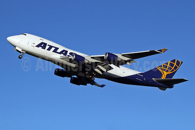 Atlas Air Boeing 747-47UF N408MC (msn 29261) MSE (Keith Burton). Image: 921870.