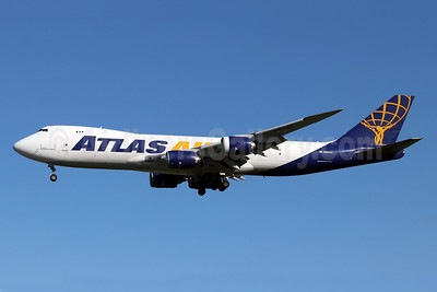 Formerly operated in Etihad Cargo livery, now operated by Polar Air Cargo for Atlas Air