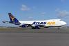 Atlas Air Boeing 747-47UF N497MC (msn 29258) AMS (Ton Jochems). Image: 927960.