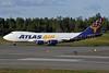 Atlas Air Boeing 747-47UF N412MC (msn 30559) ANC (Ken Petersen). Image: 928222.