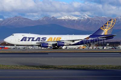 Atlas Air Boeing 747-45EF N485MC (msn 30607) ANC (Michael B. Ing). Image: 951737.